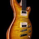 John Wallace Custom Guitar DMP B vintage lemon burst